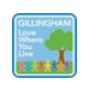 Gillingham Love Where You Live Logo