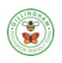 Pollinator Friendly Town Logo